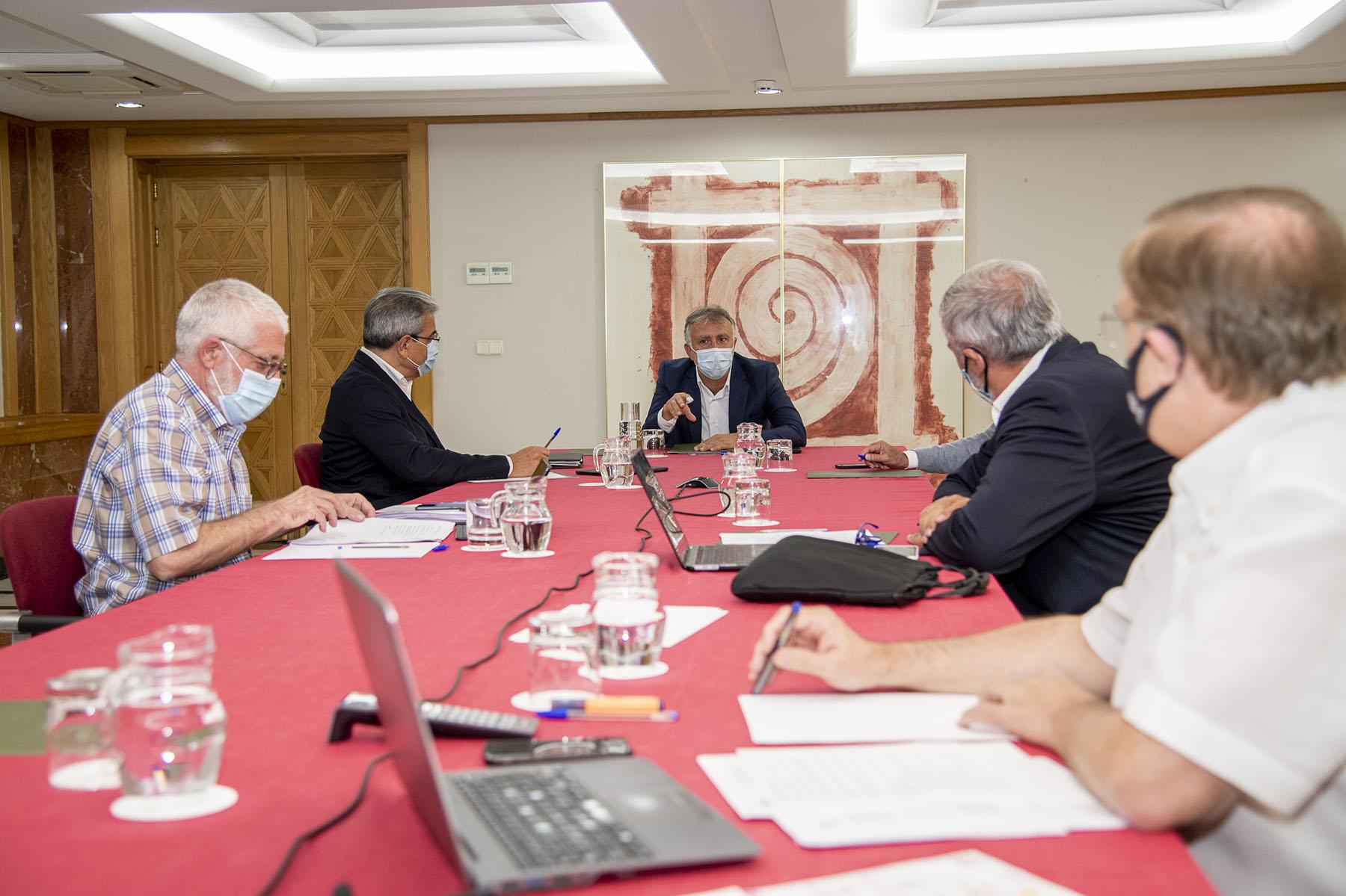 Covid-19 Canarias Comité Emergencia Sanitaria