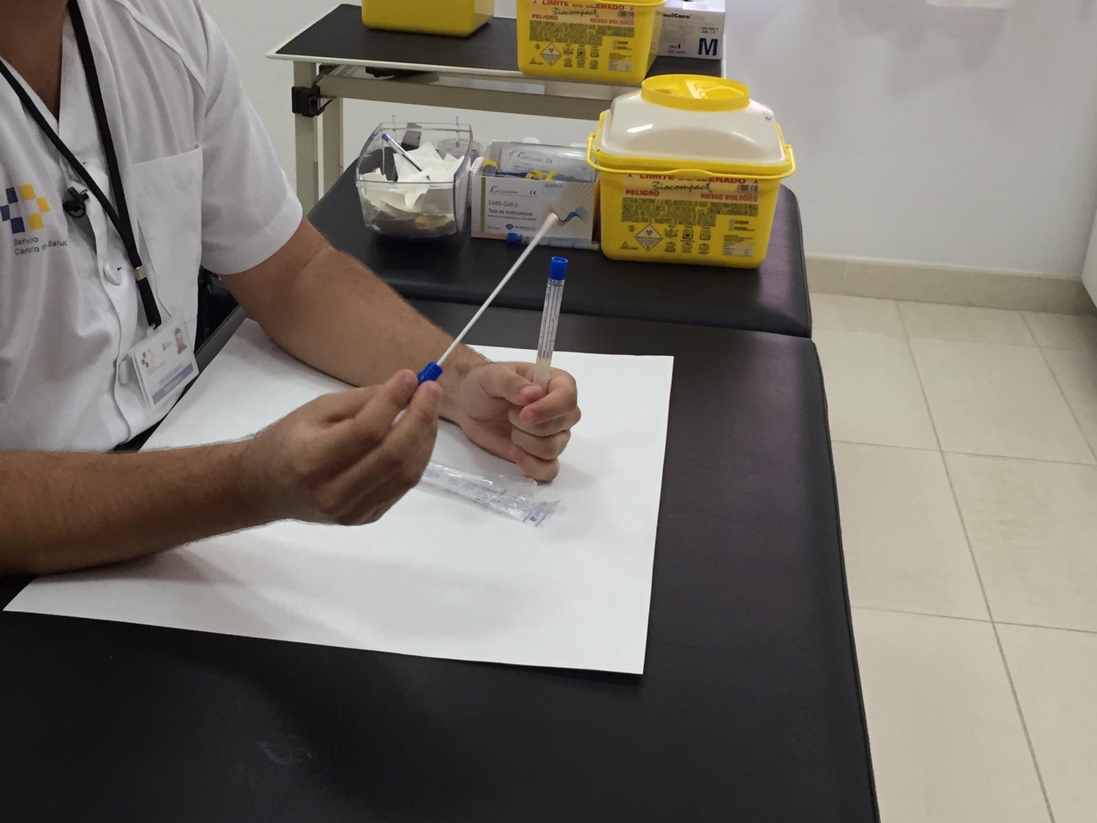 Sanidad notifica 122 nuevos casos de COVID-19 en las últimas 24 horas