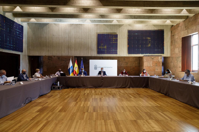 Plan de Reactivación - Canarias