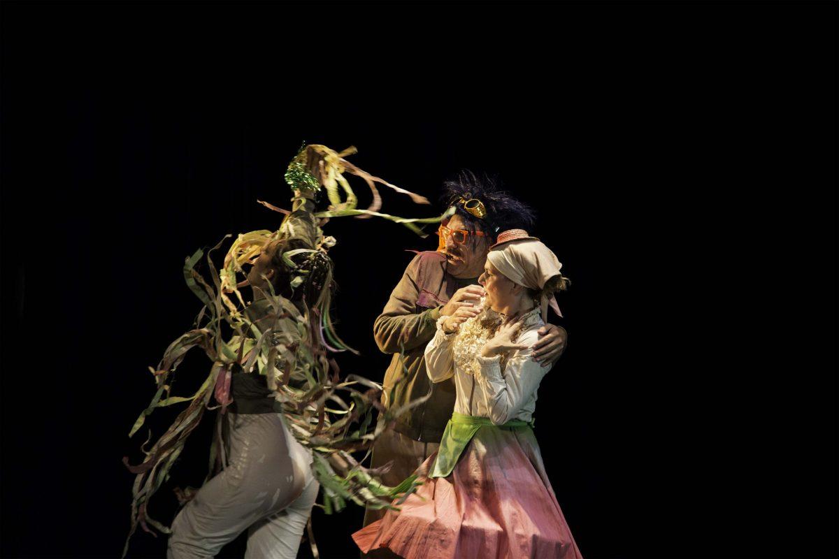 Obra de teatro Peligro en Fragilia