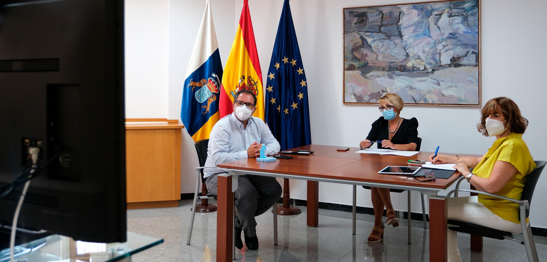 Reunión Consejería Economía