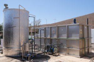 Planta de biogás en Agüimes