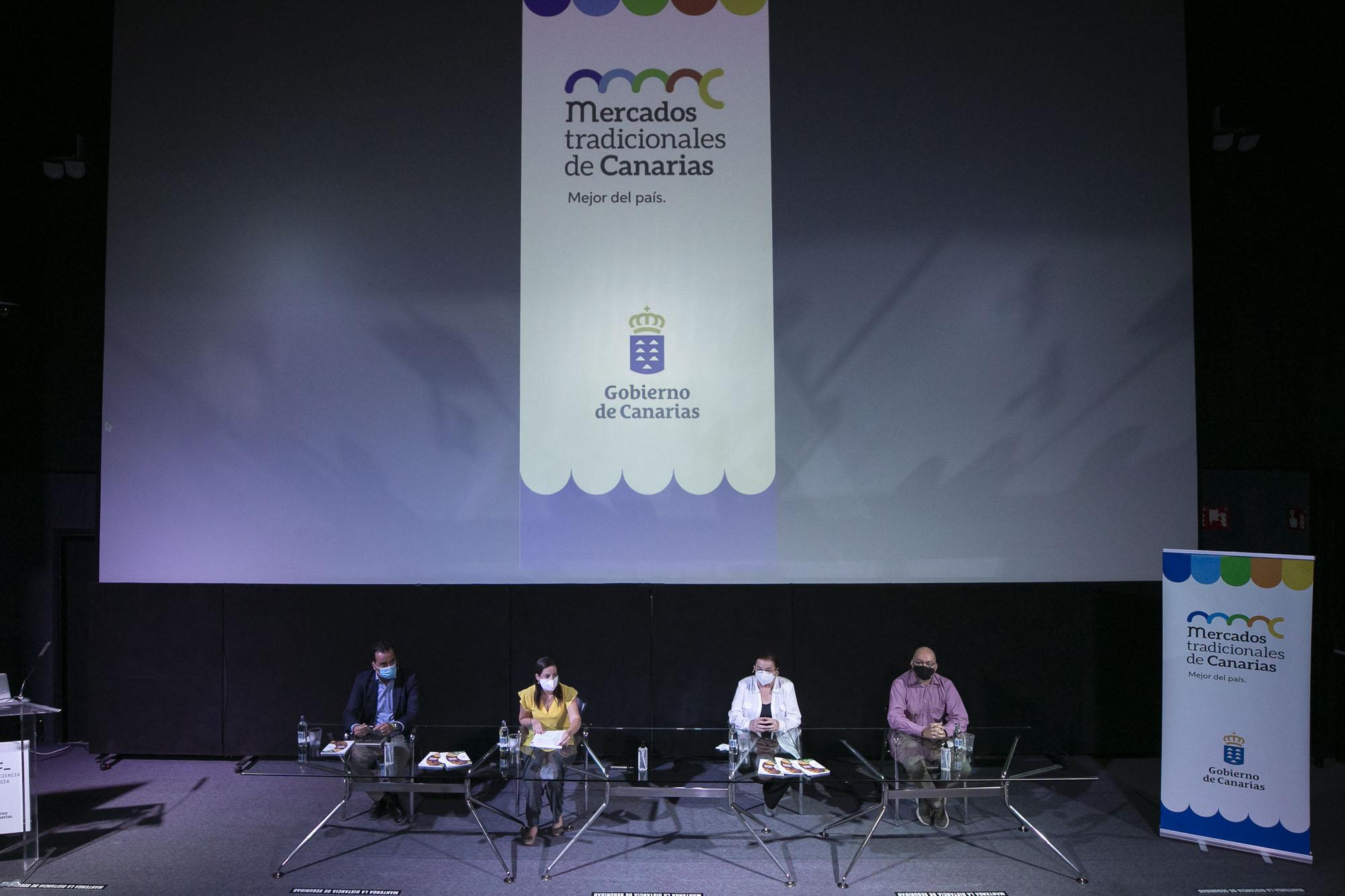 Presentación Guía de los Mercados y Mercadillos de Canarias