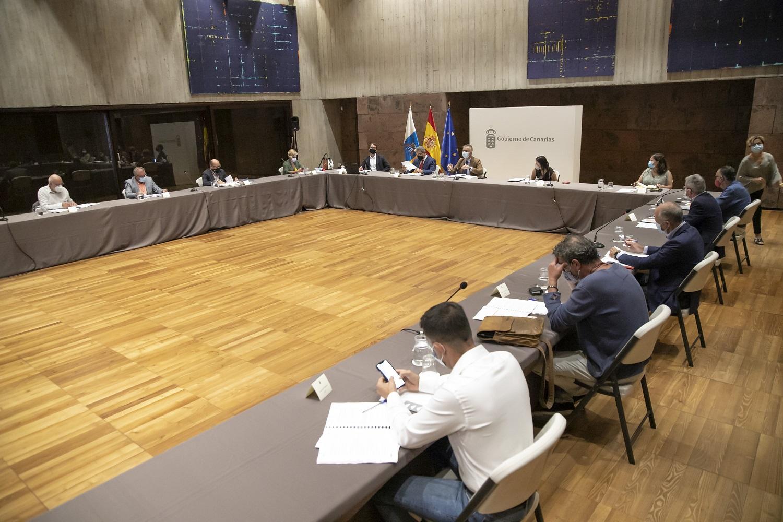 El Gobierno logra un amplio consenso en torno a la redacción del Plan para la Reactivación Social y Económica