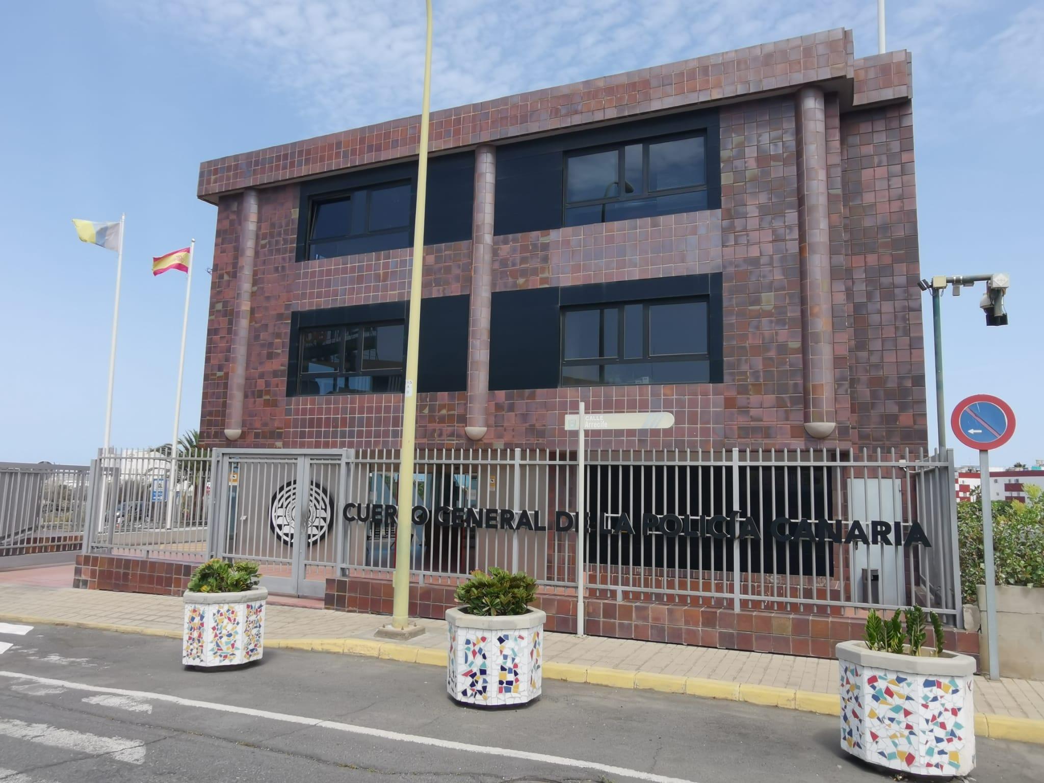 Sede del CGPC en Las Palmas