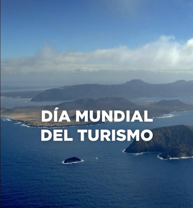 Día Mundial del Turismo.