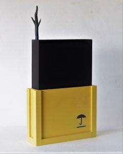 Box (escultura), Dion Blake