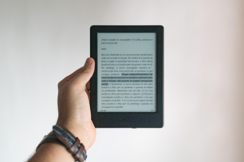 Convocatoria para promover la edición de libros electrónicos de contenido canario