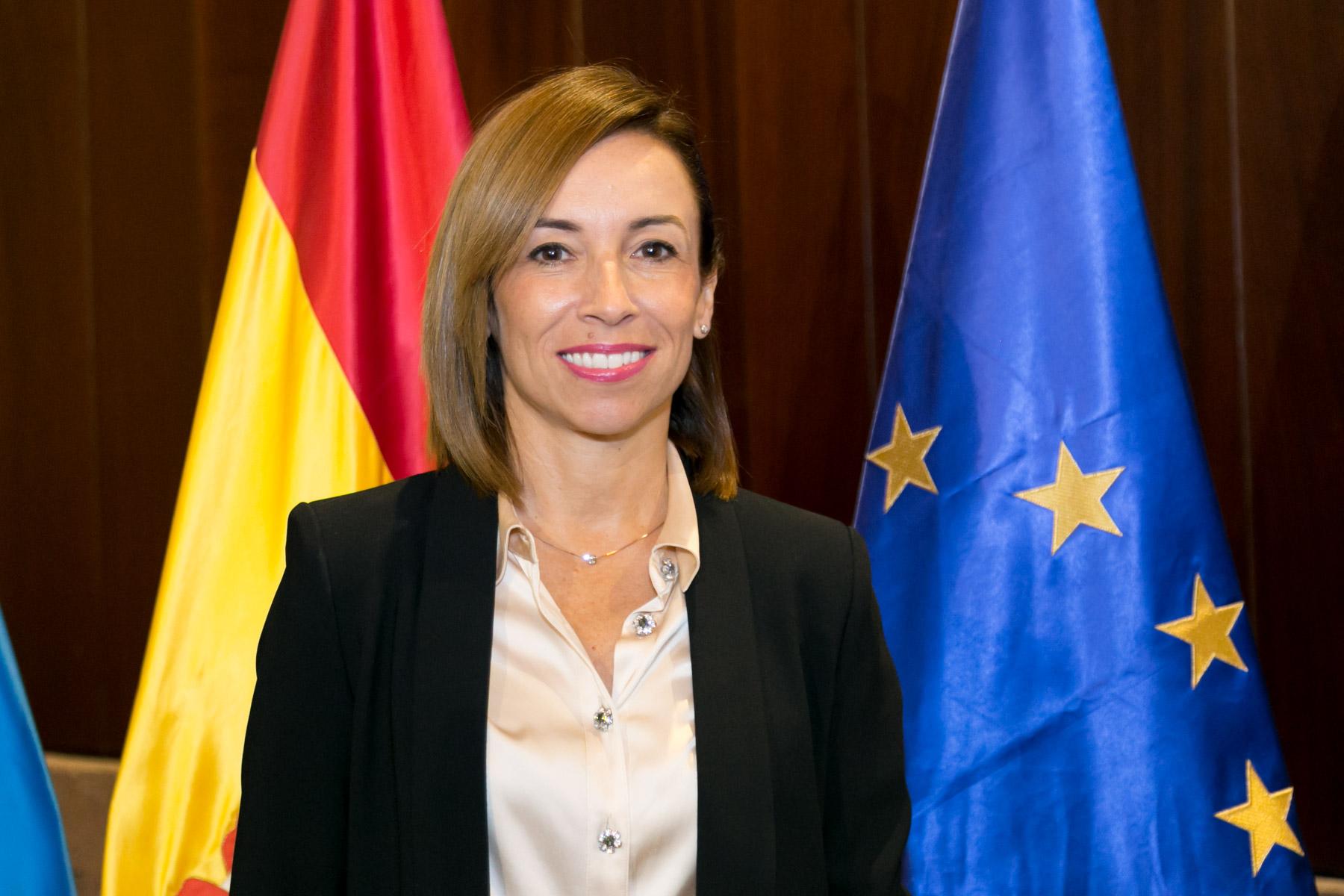 La directora general de Energía, Rosana Melián