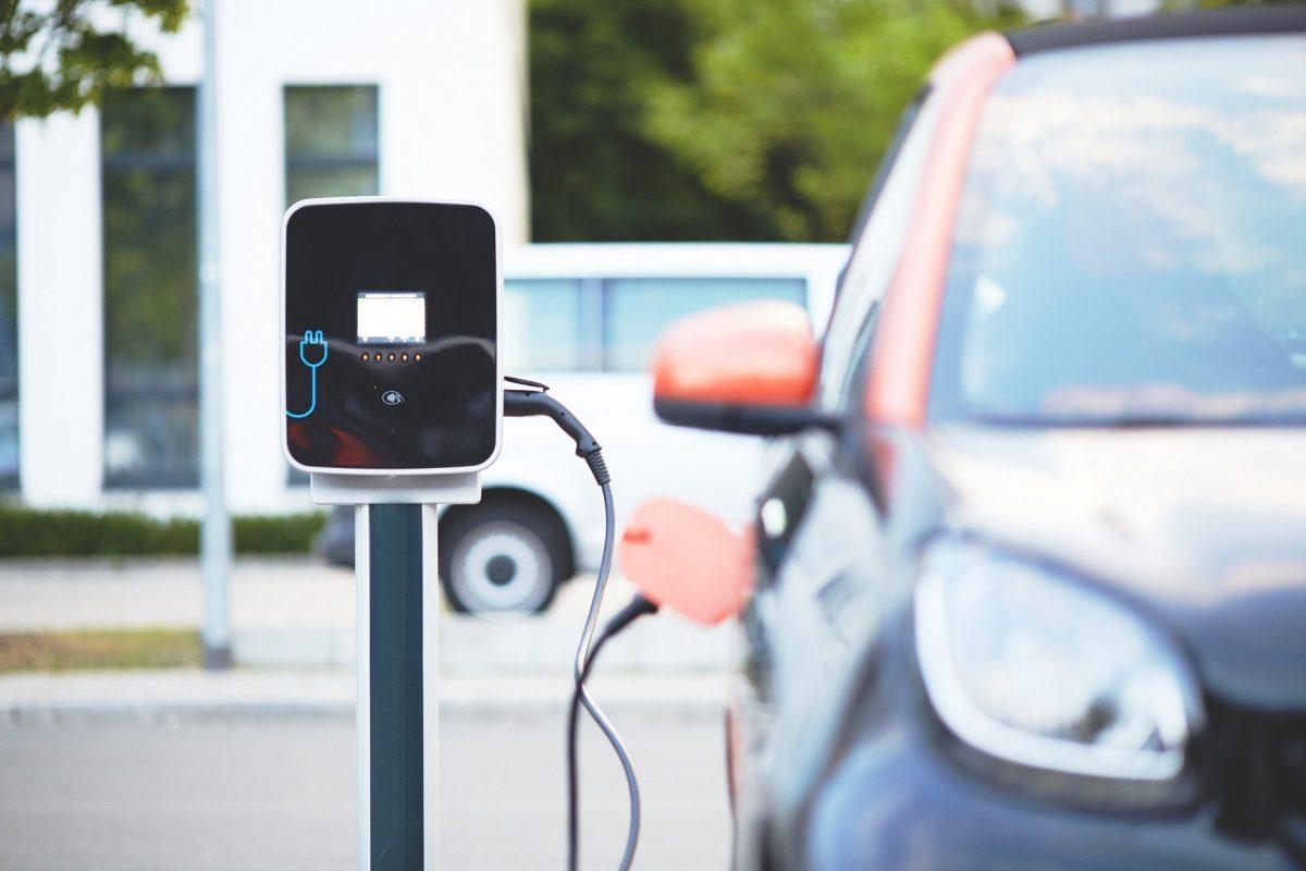 Imagen de vehículo eléctrico