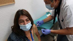 María Cristo González Ramos, directora de Enfermería.