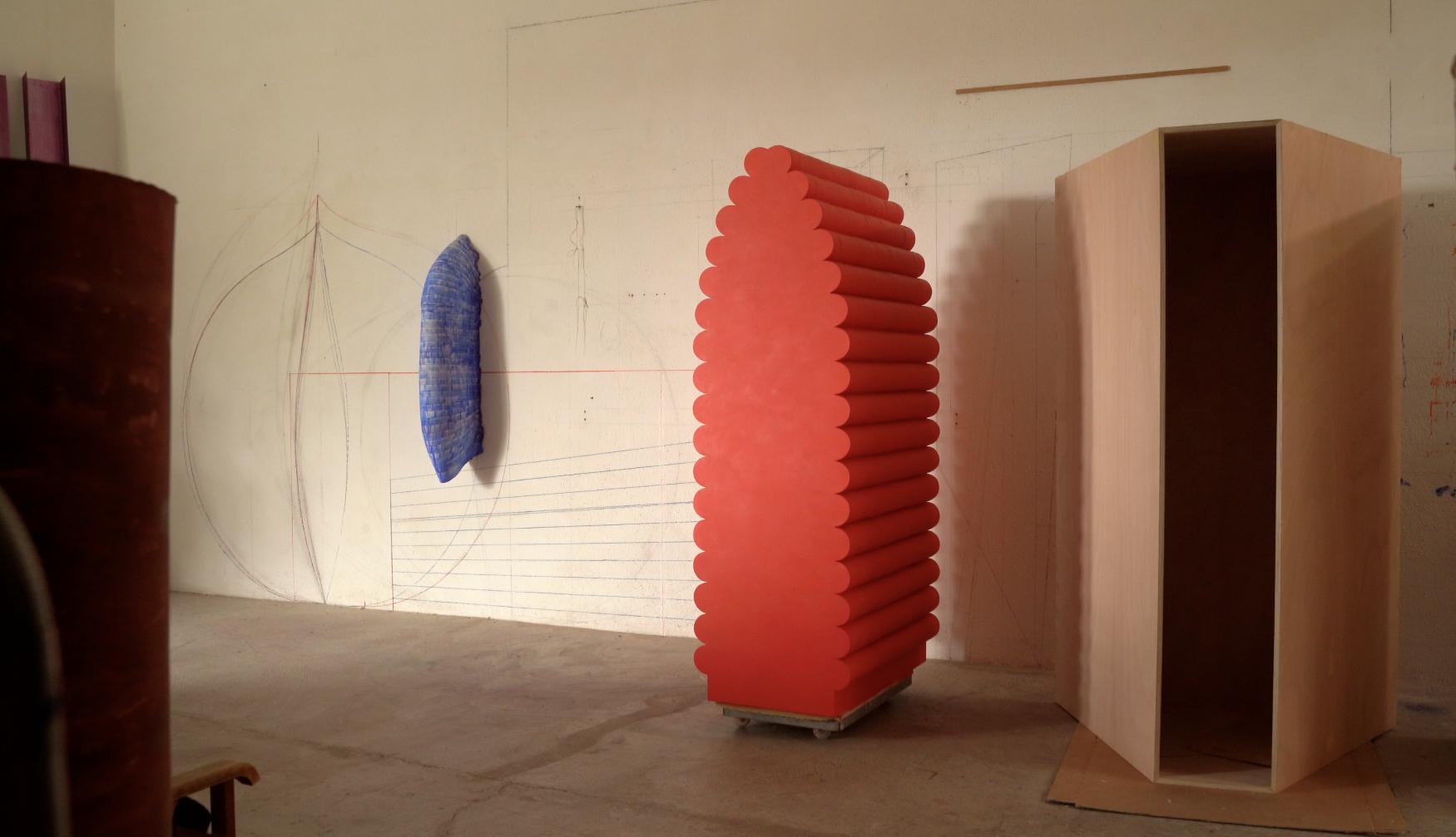 José Herrera exhibe 'Días deshojados' en la Sala de Arte del Cabrera Pinto