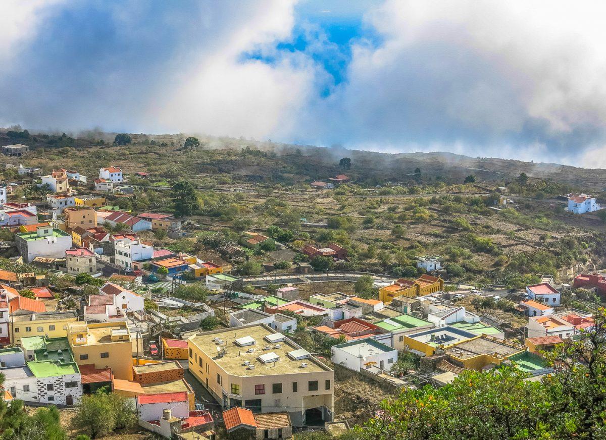 Imagen del municipio herreño de El Pinar
