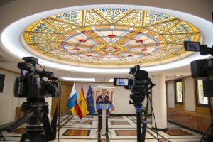 Canarias arranca el compromiso de las RUP de defender ante la UE una redistribución solidaria de los migrantes
