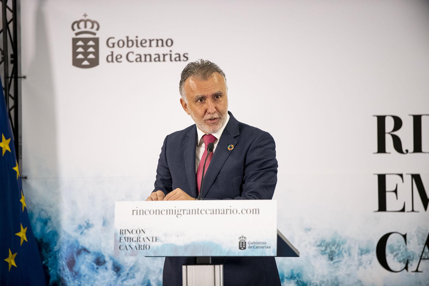 Proyecto Rincón Emigrante Canario