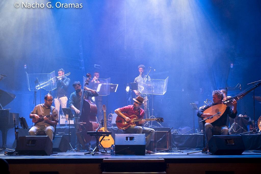 Yul Ballesteros presenta 'Islazz', nueva versión contemporánea y jazzística de la música canaria