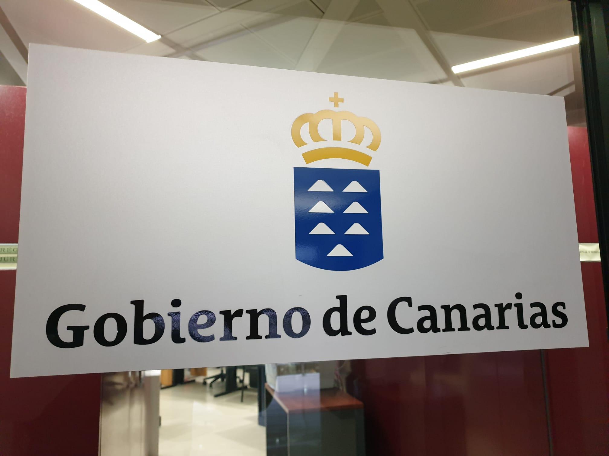 Logo del Gobierno de Canarias