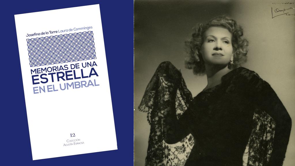 La novela de Josefina de la Torre, una de las publicaciones programadas