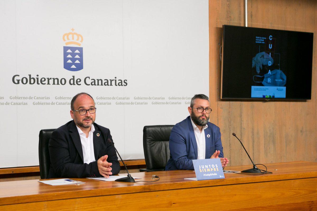 José Antonio Valbuena y Miguel Ángel Pérez