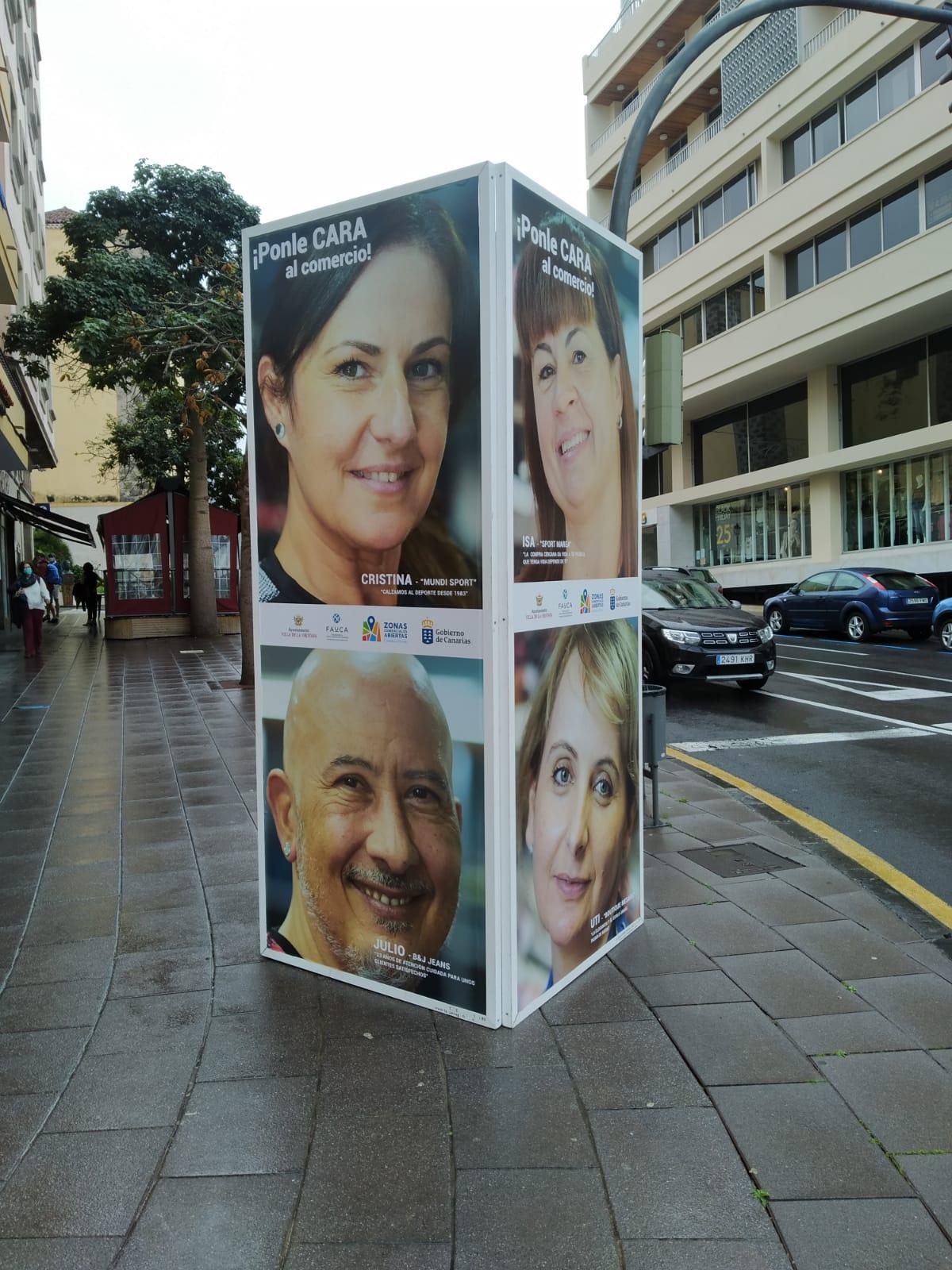 Campaña de dinamización en La Orotava.