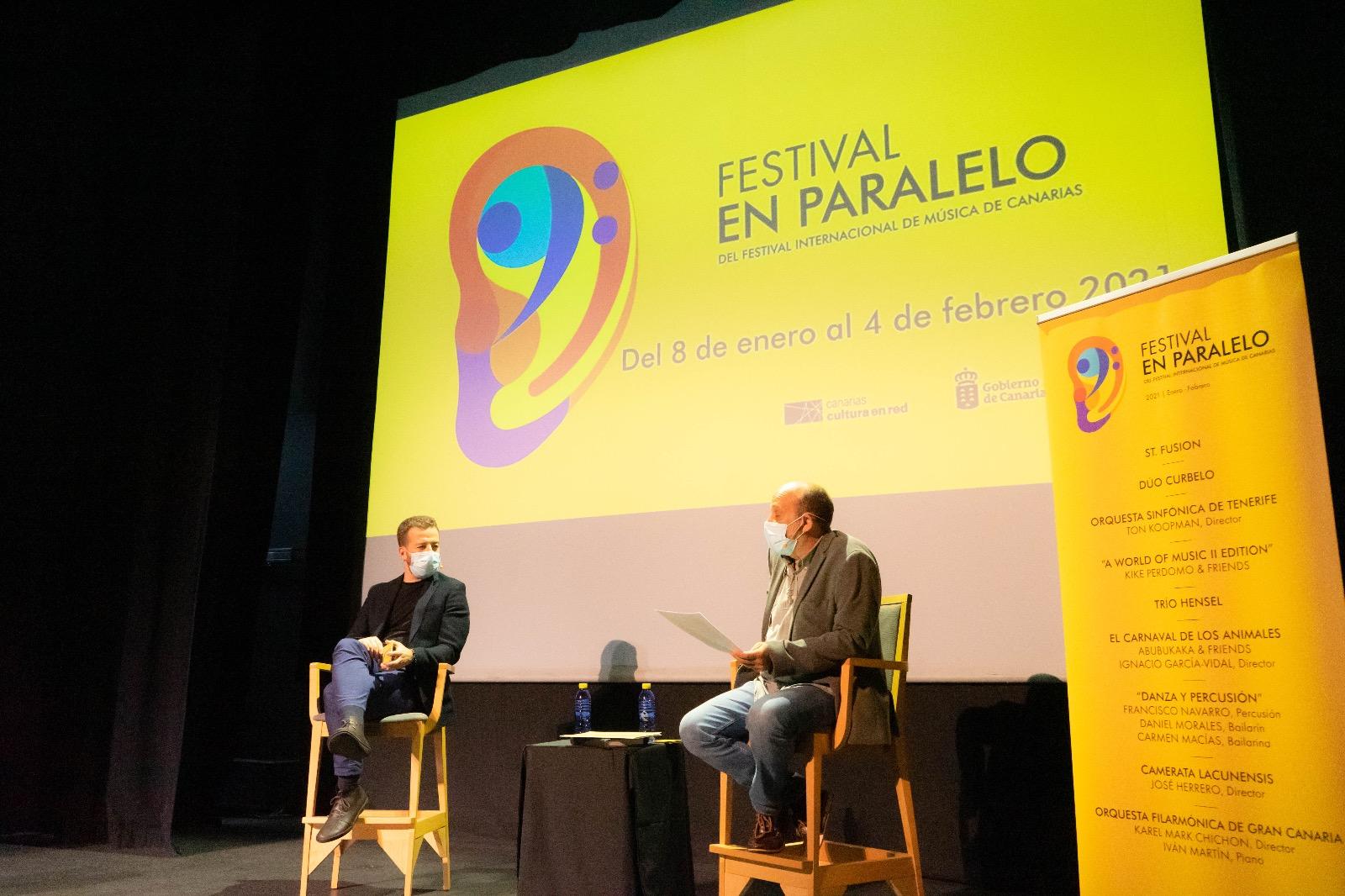 Juan Márquez (izq) y Jorge Perdigón