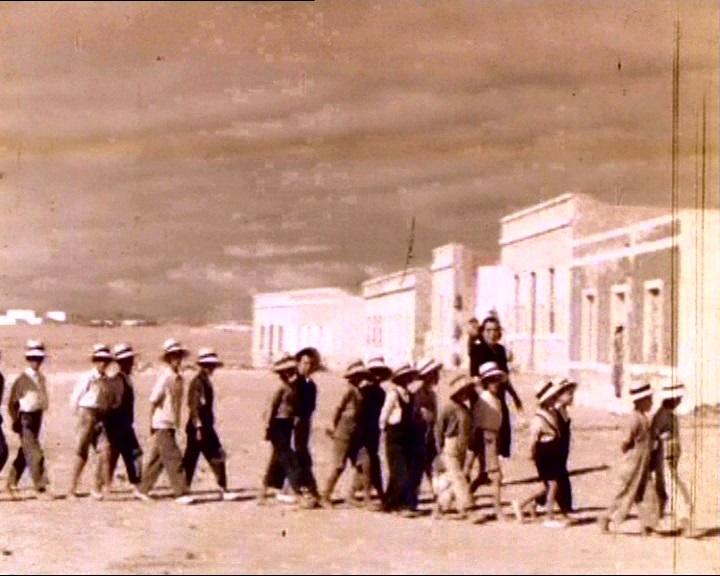 Fotograma del fondo. Una imagen de Lanzarote
