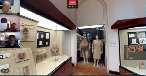 Visita virtual guiada museos