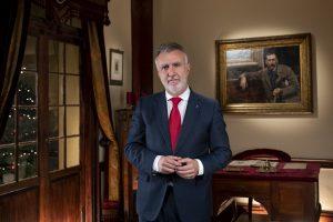 """Ángel Víctor Torres: """"La COVID-19 no ha logrado detener nuestras esperanzas"""""""