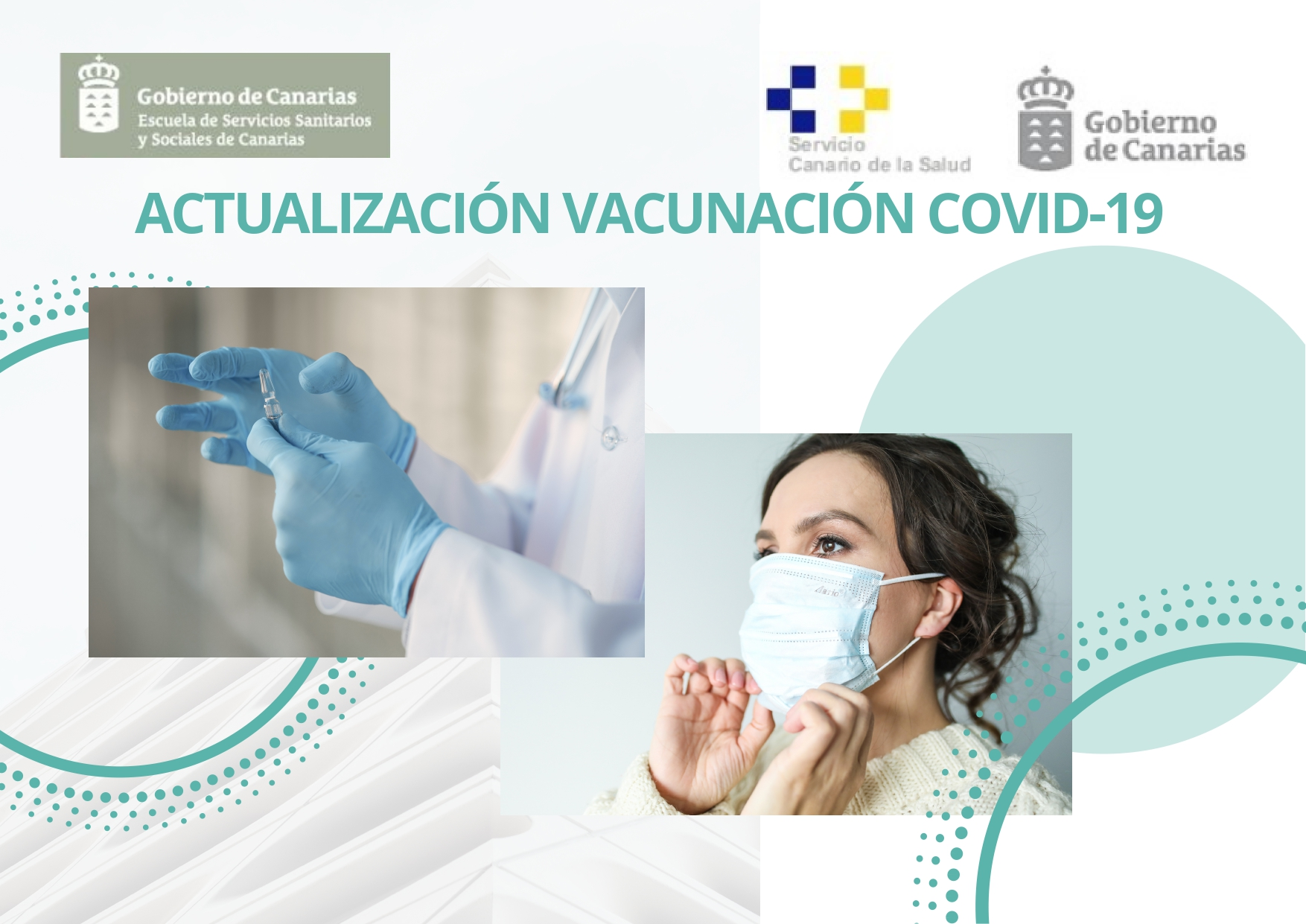 La ESSSCAN organiza una formación on-line de actualización en vacunación contra la COVID-19