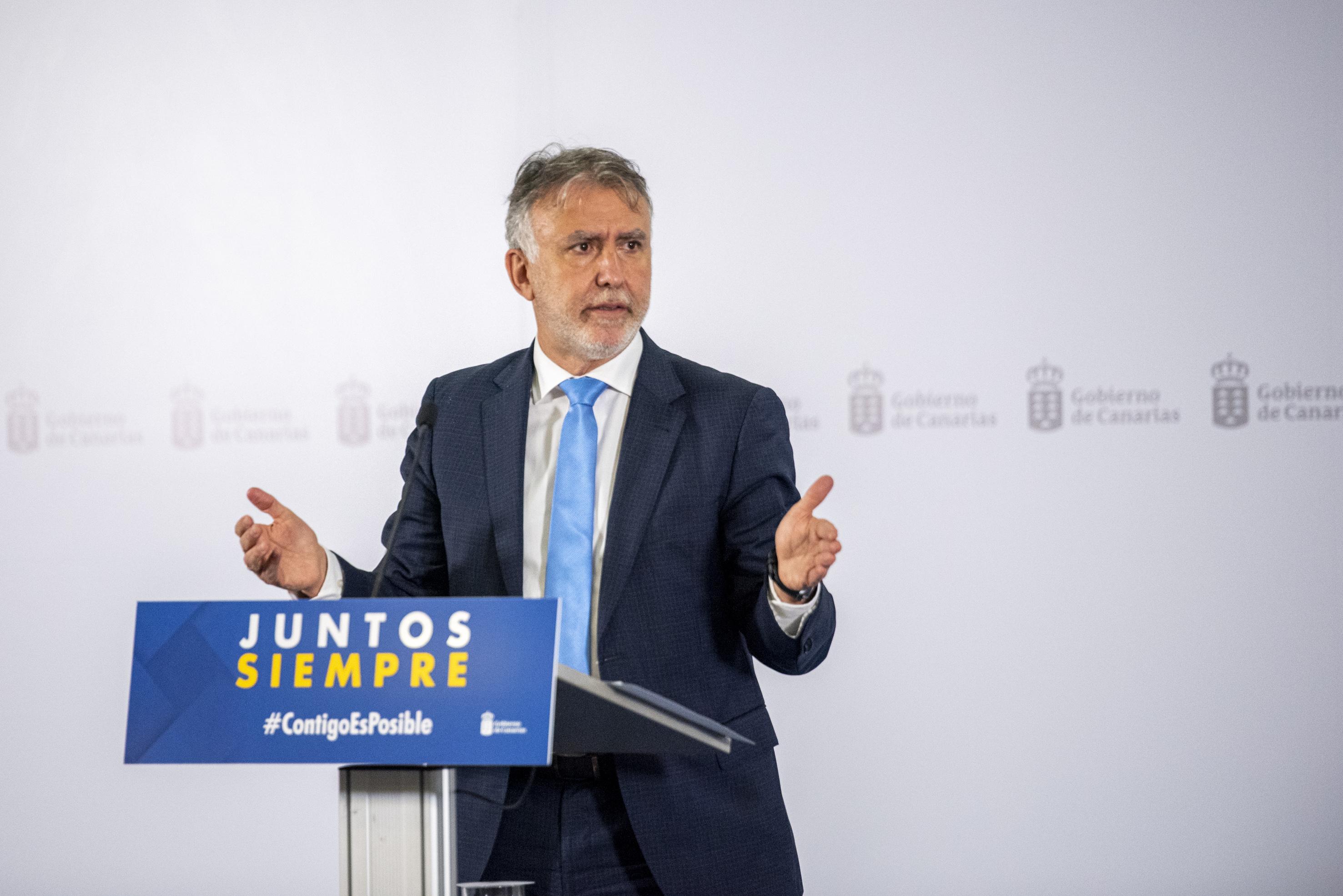 Canarias y el Estado avanzan en el traspaso de las competencias recogidas en el Estatuto de Autonomía