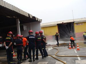 Seguridad y Emergencias impartió 35 cursos
