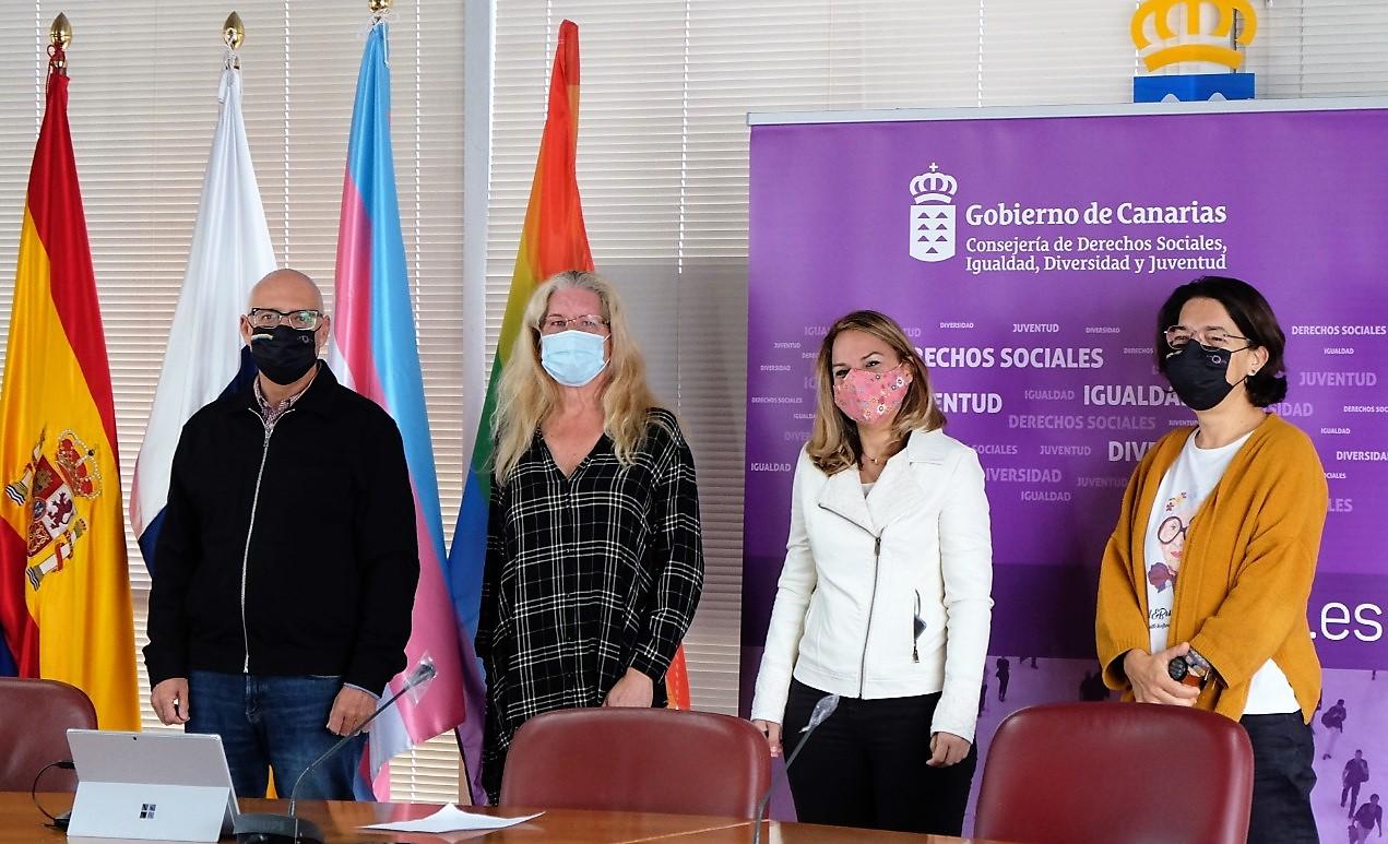 La Liga Arcoíris trabajará para crear espacios deportivos seguros y libres de LGTBIfobia
