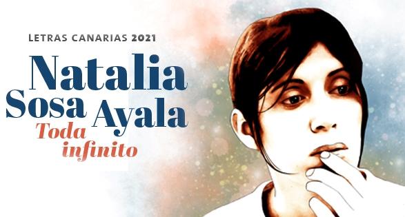 Natalia Sosa, protagonista del Día de las Letras Canarias 2021