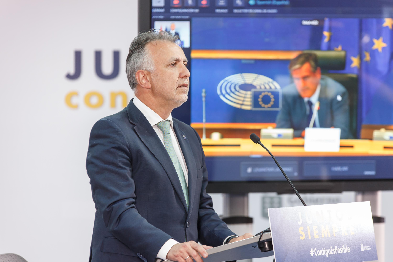 """Torres reclama en el Parlamento Europeo una política migratoria corresponsable """"con la implicación de los 27"""""""