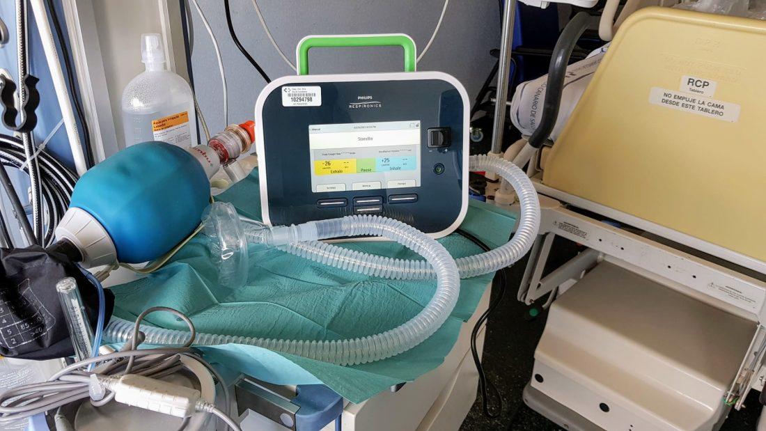 El Hospital La Candelaria incorpora un nuevo dispositivo que mejora la ventilación en pacientes pediátricos