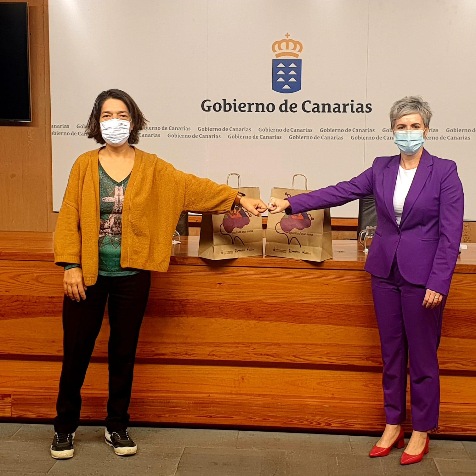Fundación DinoSol colabora con la Estrategia Canaria de Transición Igualitaria