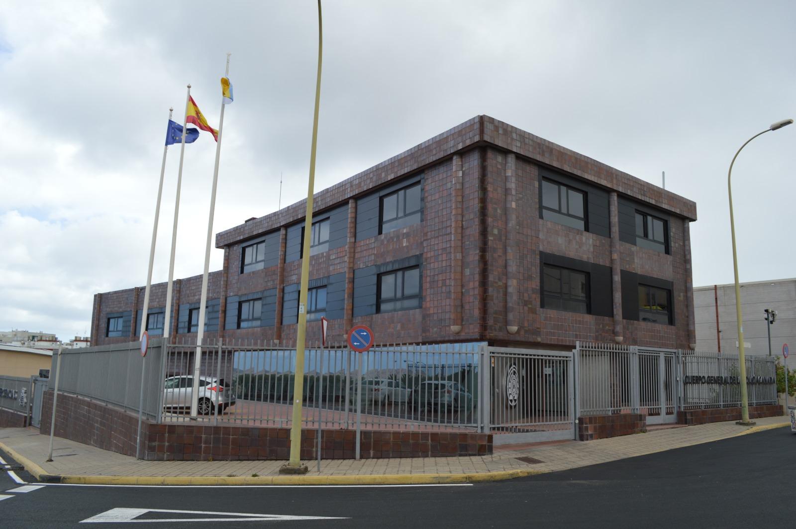 Sede del CGPC de Las Palmas de Gran Canaria