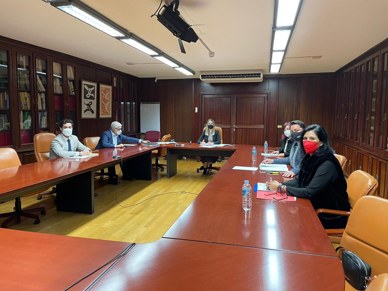 Turismo coordina mejoras de las infraestructuras en los municipios de Pájara, La Oliva y Antigua
