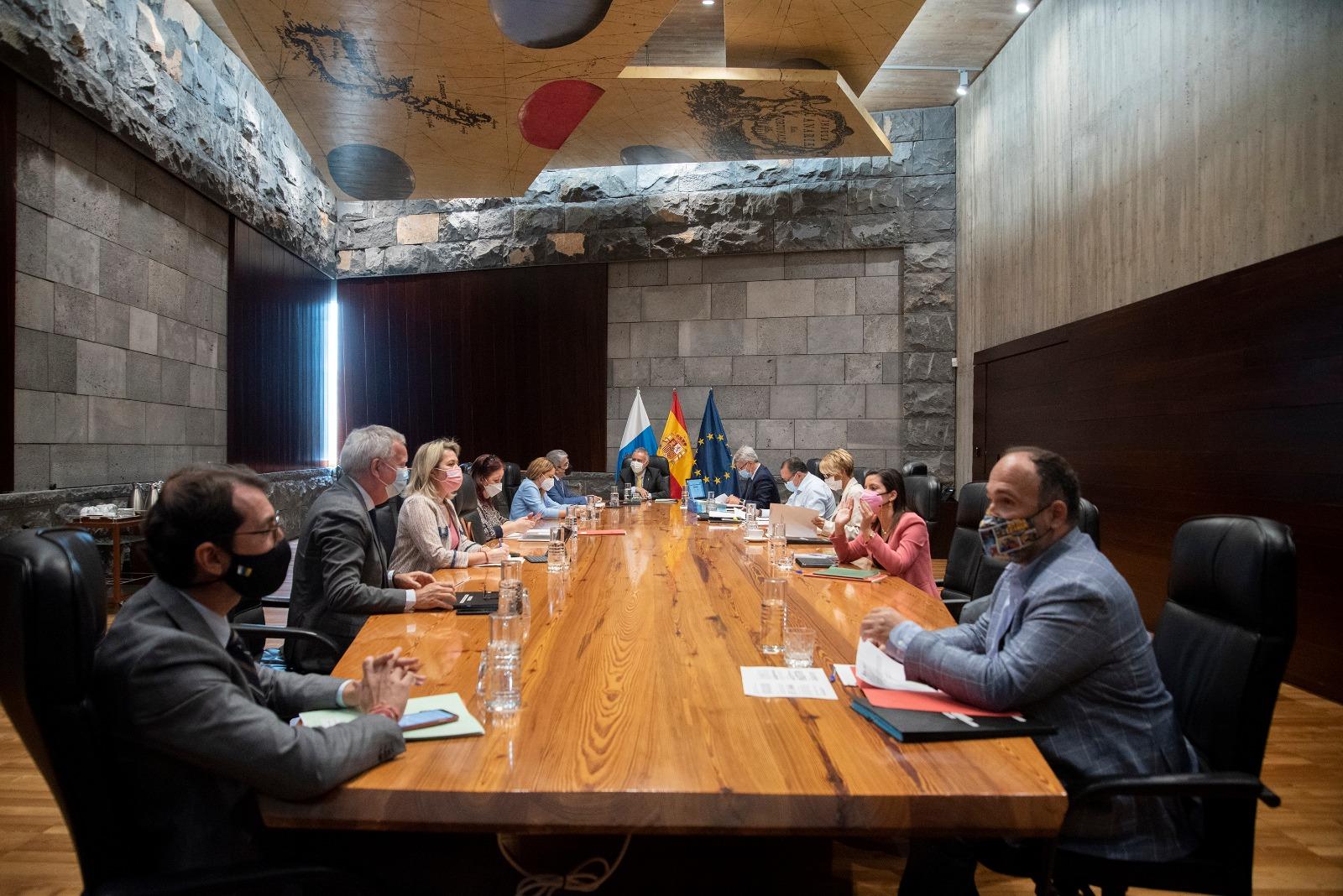 Consejo de Gobierno de CanariasConsejo de Gobierno de Canarias