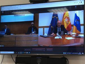 El transporte como elemento de cohesión social y económica, tema central de la primera conferencia de la Macaronesia del proyecto 'Integra', liderado por el Gobierno de Canarias