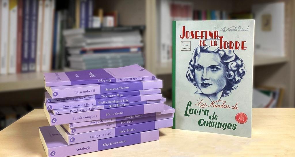 Nuevas publicaciones para celebrar Día del Libro