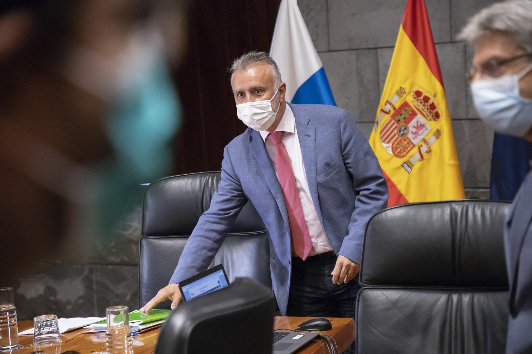 El Gobierno aprueba 284 millones para el Fondo Canario de Financiación Municipal de 2021