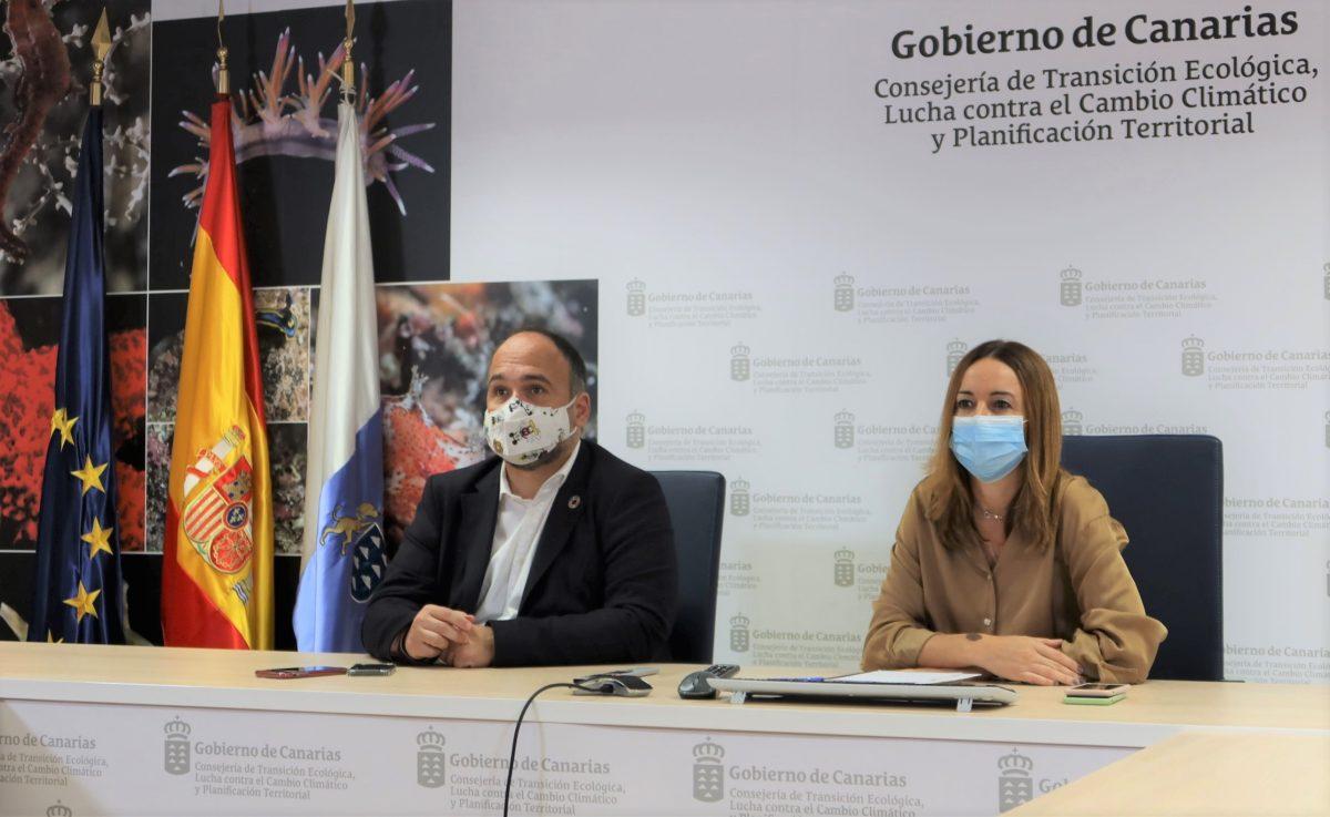 José Antonio Valbuena y Rosana Melián