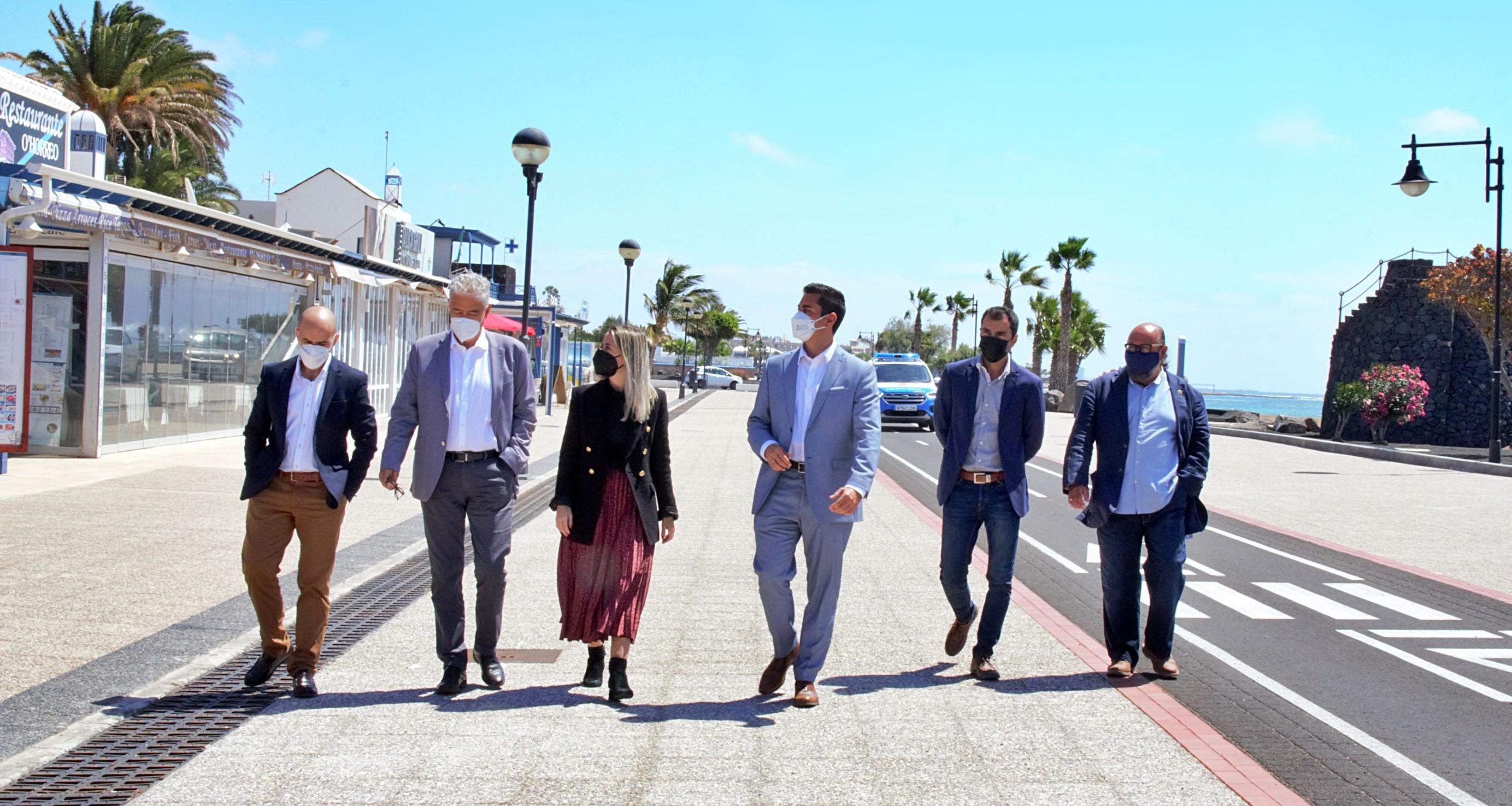 Avenida de Las Playas.
