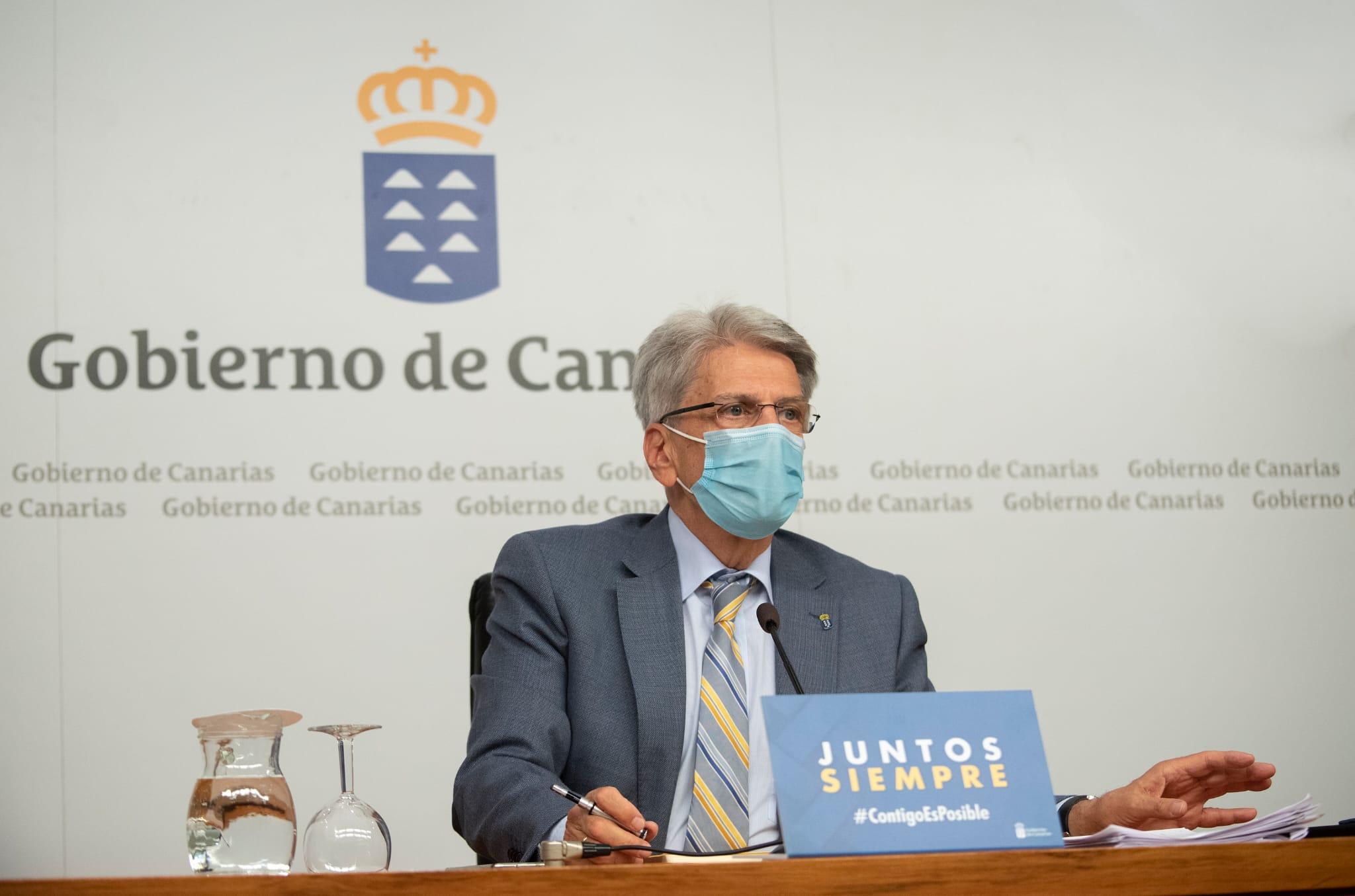 El Gobierno de Canarias aprueba financiar con 12 millones más los servicios sociales municipales