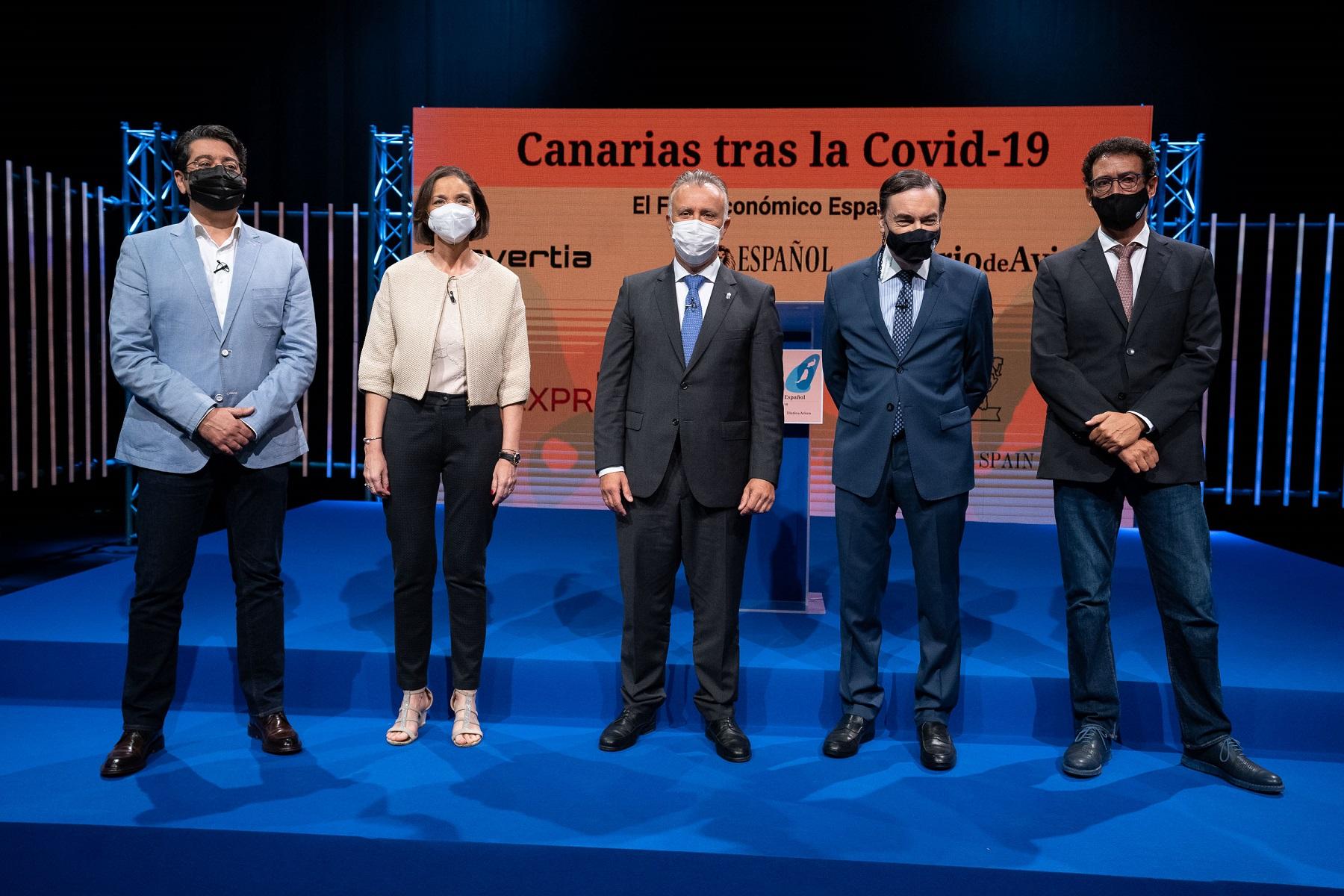Foro Económico Español Canarias tras la COVID-19