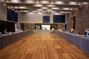 Torres recibe la confirmación de que se mantendrá la ficha financiera anual de 268,5 millones del Posei hasta 2027