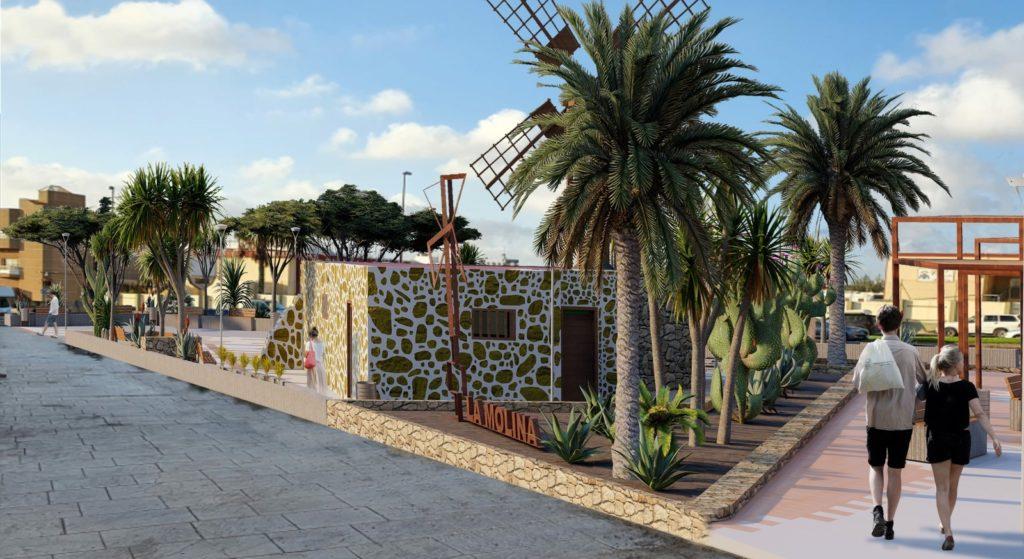 Imagen del proyecto de La Molina.