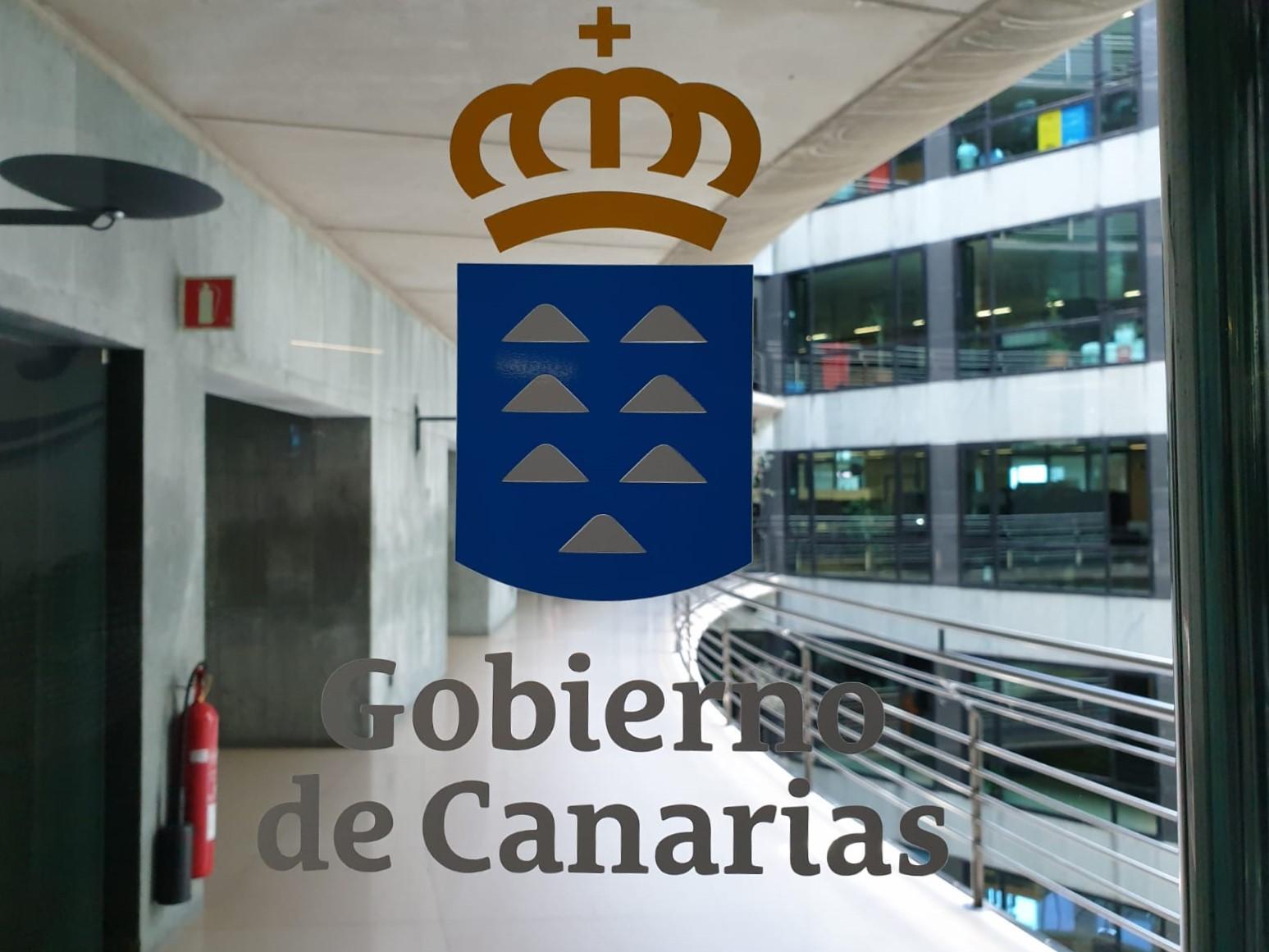 Escudo Gobierno Canarias Múltiples II SC Tenerife