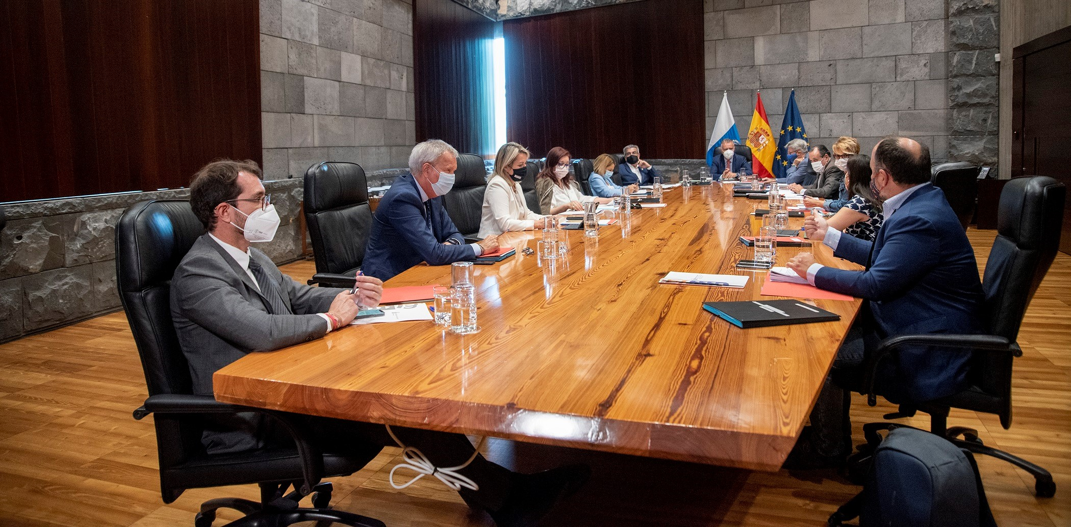 El Gobierno de Canarias acuerda el paso de la isla de Tenerife a nivel 3